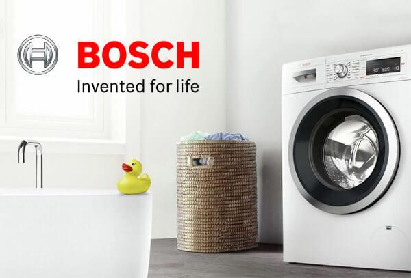 خدمات ماشین لباسشویی بوش