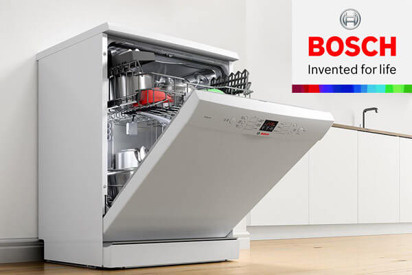 ماشین های ظرفشویی بوش عیب یابی و تعمیر
