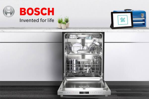 استفاده درست از ماشین ظرفشویی بوش
